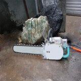 La catena elettrica professionale del diamante ha veduto la tagliatrice di pietra