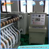 Automatischer aufschlitzender u. Rückspulenmaschine Klebstreifen-Papier-Plastik