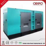 250kVA/200kw Oripo Générateur Diesel avec insonorisées et étanche