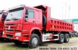 Caminhão de descarga pesado do caminhão de Tipper 336HP do descarregador do camião de HOWO 30ton