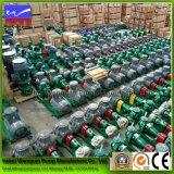 Pompa chimica di plastica del fluoro (FSB)