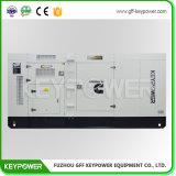 Leise 60kw Cummins schalten Dieselgenerator-Set mit ISO-Cer an