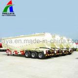 3 EIXOS 30 Ton do tanque de transporte de cimento a granel semi reboque