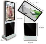 43inch 1080Pの双方向広告の照会のキオスク機械