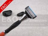 Supergrad-Metallgriff 5 Schichten Schaufel-Rasierapparat-Rasiermesser-