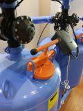 Irrigaration 물 자동차 큰 흐름율을%s 48 인치 모래 매체 여과 장비 또는 3 실린더