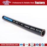 Tubo flessibile idraulico industriale di SAE100 R16