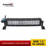 50inchクリー語LED Remote Flashlight Curved LED Light Bar (SM6029F-288W)