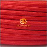 Vlechtte de Doek Behandelde Draad VDE UL de ElektroDraad van de Kabel van de Stof van de Draad Textiel Elektrische