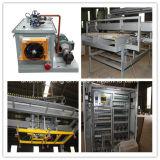 Chaîne de production automatique de panneau éonomiseur de temps de Partical