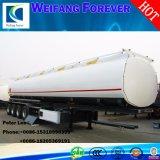 中国製アルミ合金オイルまたは燃料またはガソリンオイルタンクまたはタンク車のトレーラー