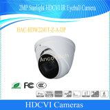De Camera van de Oogappel van Hdcvi IRL van het Sterrelicht van Dahua 2MP (hac-hdw2241t-z-a/hac-hdw2241t-z-a-DP)
