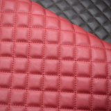 تطريز [بو] جلد اصطناعيّة أريكة أثاث لازم جلد منصلة نسيج