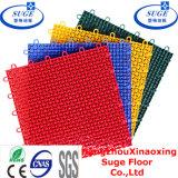 Antioxidierung gutes PVC, das verschobene Fußboden-Fliesen sperrt