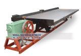 Vibration Shaker Table para equipos de recuperación de oro