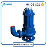 IP68는 큰 교류를 가진 잠수할 수 있는 하수 오물 슬러리 펌프를 비 막는다