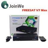 1080p Full HD DVB-S2 Freesat V7 Max Receptor de Satélite