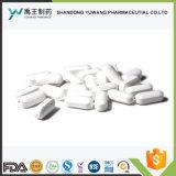 Fer de nourriture biologique de produit de santé + tablette du zinc +Ca