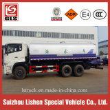 아프리카 물 유조선에 25000L 물 트럭 6*4 수출