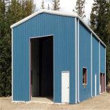 Einfach, vorfabriziertes helles Stahlkonstruktion-Lager aufzubauen