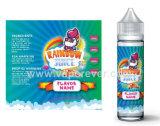 30ml elektronisches Zigarette Liquid/E flüssiges flüssiges Paket des ODM-Service-E für Salz-Nikotin des Edelstahl-E-CIGS