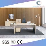 Luxury CEO Counts L Shape Office Desk (CAS-MD18A69)
