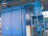 Type souffle de conteneur et pièce de peinture/cabine/machine/matériel