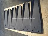Gr12 het Blad van de Mixer van het Titanium voor Apparatuur
