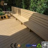 134X24mm 2017 3D neufs gravant le Decking extérieur de jardin