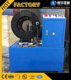 Cer bescheinigte Schlauch-Presse-Maschinen-hydraulischer Schlauch-quetschverbindenmaschine mit grossem Rabatt
