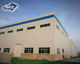 Kundenspezifische Herstellungs-Lager-vorfabriziertbaustahl-Werkstatt-Stahlwerk-Pflanze