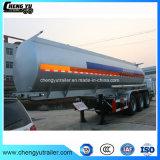 Directa de Fábrica del depósito de aceite combustible Diesel semi remolque