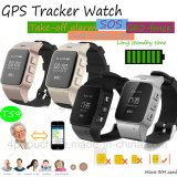 Le GPS tracker adulte le plus récent montre avec APP téléphone (T59)