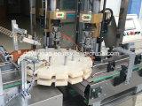 Tapa de aluminio tapones de rosca automática Máquina Tapadora de botella