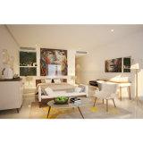 Hotel moderno mobiliário Conjunto Quarto Online Rei e camas queen-size