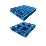 HDPE Hand-LKW-Rasterfeld-Hochleistungs6 Seitentriebe aufbereitete Plastikspeicher-Ladeplatten-Lieferanten-Preise