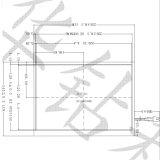 10.1''boe TFT LCD 1024*600 points de l'écran, EK79001/ek73215 pour équipement de contrôle industriel, Ka-TFT101être005