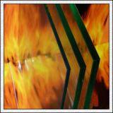 60/90 Minute-ausgeglichenes Feuer-Beweis-Glas/feuerbeständiges Glas für Tür/Gebäude/Fenster