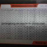 Manual de Hot-Sale manguera hidráulica de mano de la máquina engastado