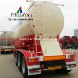 Cimento a granel 50cbm semi reboque do caminhão-tanque reservatório de pó