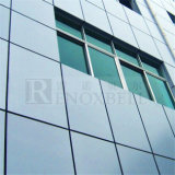 벽 이상으로 사무실을%s 알루미늄 정면 합성 위원회