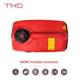 110V 230V 12V generador de la gasolina de Digitaces del Portable del precio competitivo de 0.6 kilovatios que acampa