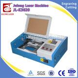 Fabrik-Preis-Laser-Stempel-Gravierfräsmaschine-Preis mit Cer ISO9001 Cerfiticate