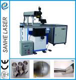 Soldadora automática de laser del acoplamiento del Cuatro-Eje para las juntas de tubo