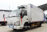 Isuzu 100p 신선한 식품 수송 트럭 12 M3 저온 저장 트럭