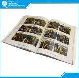 無線綴じカラー本の印刷