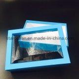 La caja plegable de plástico para embalajes de Navidad