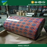Hot Sale Roofing matériaux en feuille d'acier prépeint PPGI bobine