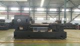 Máquina resistente de una pieza del torno del CNC de la base plana de CK6152E CK6165E Cating