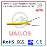 K-Тип кабель резины компенсации термопары